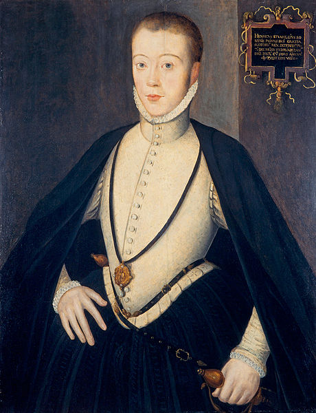 460px-Henry_Stuart,_Lord_Darnley anonymous