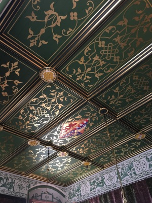 Mary of Guise Bedchamber