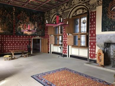 The Queen's Inner Hall