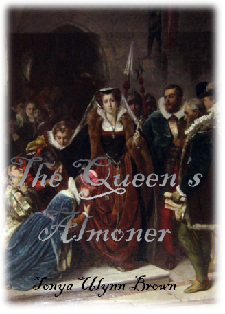 The Queens Almoner Non Published Book Cover for Website