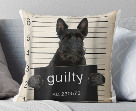 Scottish Terrier at Redbubble